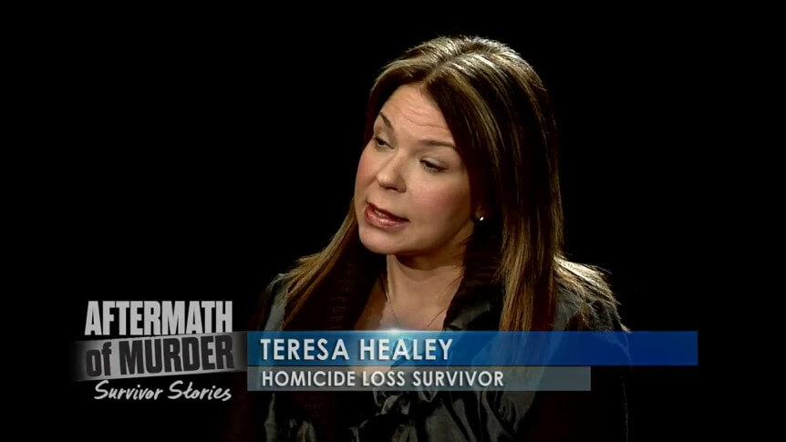 Brenda Healey Murder (Sue Massey & Teresa Healey Interview) Aftermath Of Murder: Survivor Stories