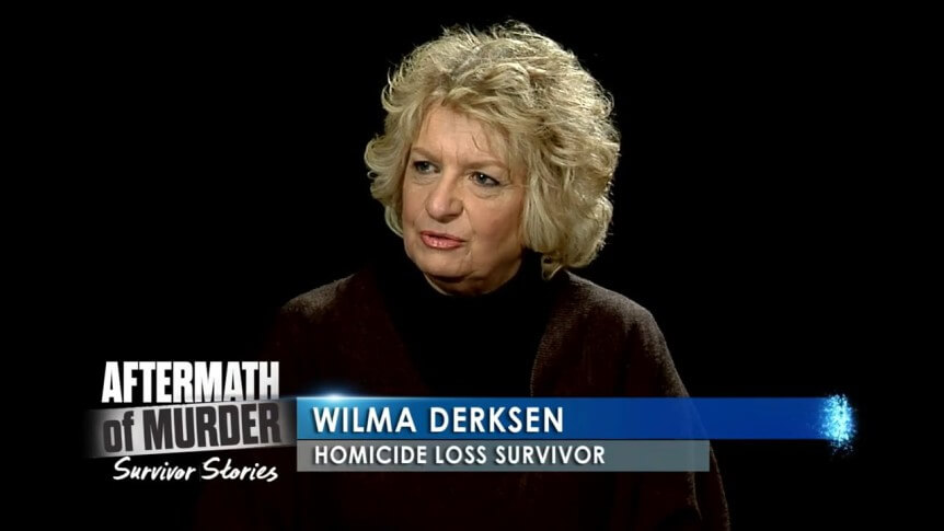 Candace Derksen Murder (Wilma Derksen Interview) Aftermath Of Murder: Survivor Stories
