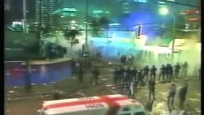 Canucks Stanley Cup Riot 1994 (Live Report)