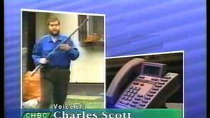 Charles Scott White Supremacist – Bomb Scare Terrorist