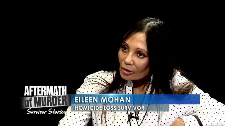 Christopher Mohan Murder (Eileen Mohan Interview) Aftermath Of Murder: Survivor Stories