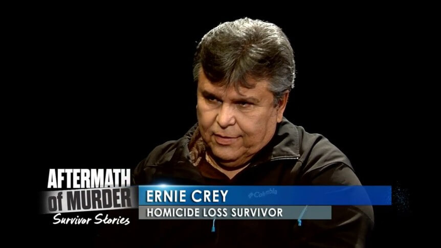 Dawn Crey Death (Ernie Crey Interview) Aftermath Of Murder: Survivor Stories