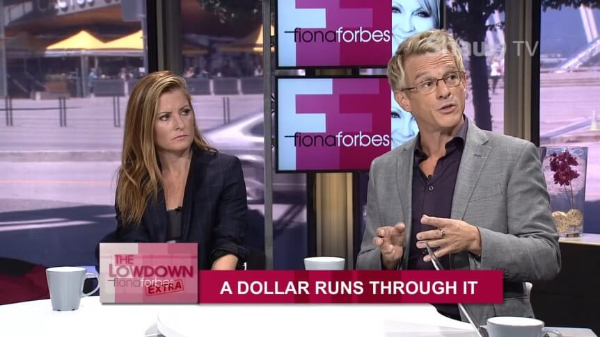 Brent Stafford on the Fiona Forbes Show