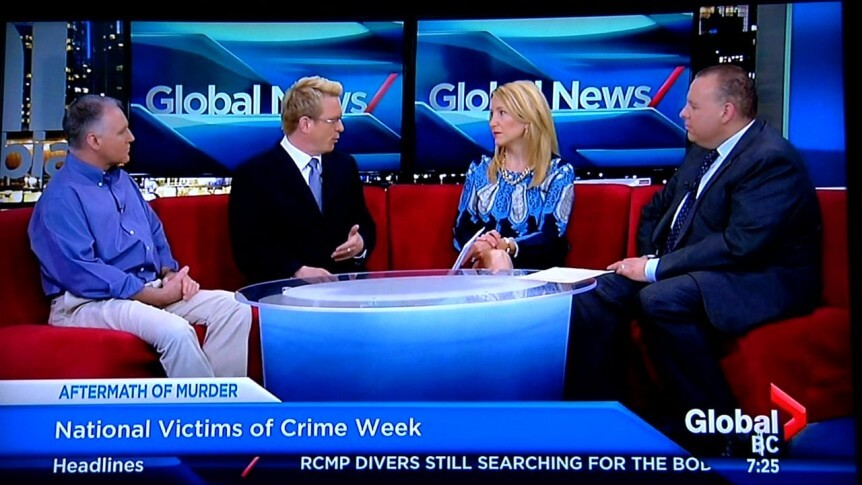 Global Morning News – Aftermath of Murder (April 2013)