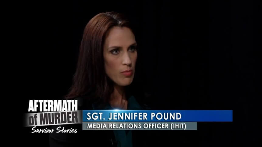 IHIT – Investigating Murder (Sgt. Jennifer Pound Interview) Aftermath Of Murder Survivor Stories