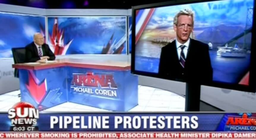 Kinder Morgan Protests won't make a difference