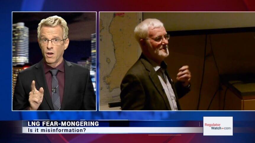 LNG Fear Mongering – Unpacking Dr. Eoin Finn
