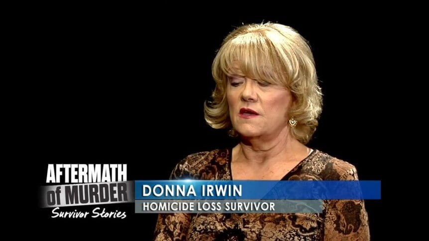 Lynn Kalmring Murder (Donna Irwin Interview) Aftermath Of Murder: Survivor Stories