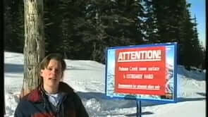 Ski Death at Vernon's Silver Star Resort
