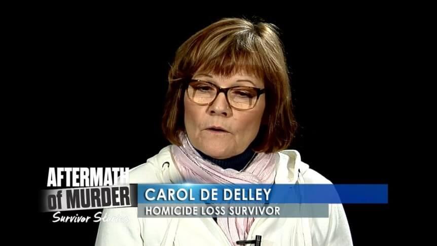 Timothy Mclean Killing (Carol De Delley Interview) Aftermath Of Murder: Survivor Stories