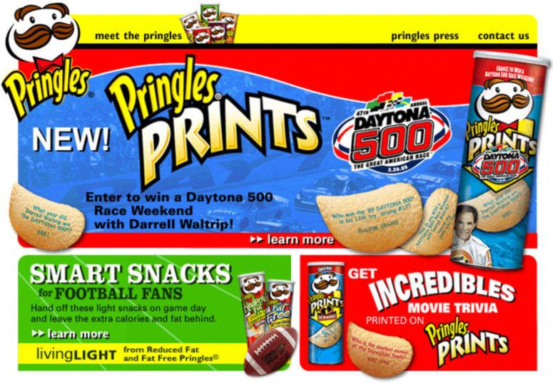 DAYTONA-500-PRINGLES SITE