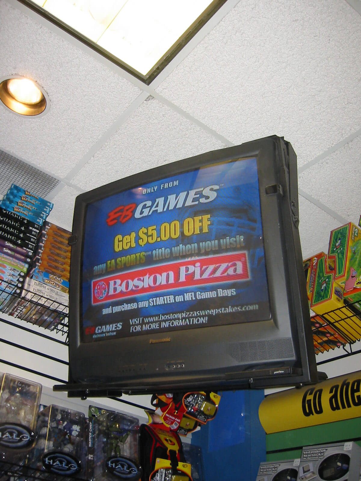 EB GAMES - TV.MAIN SCREEN.ADJ