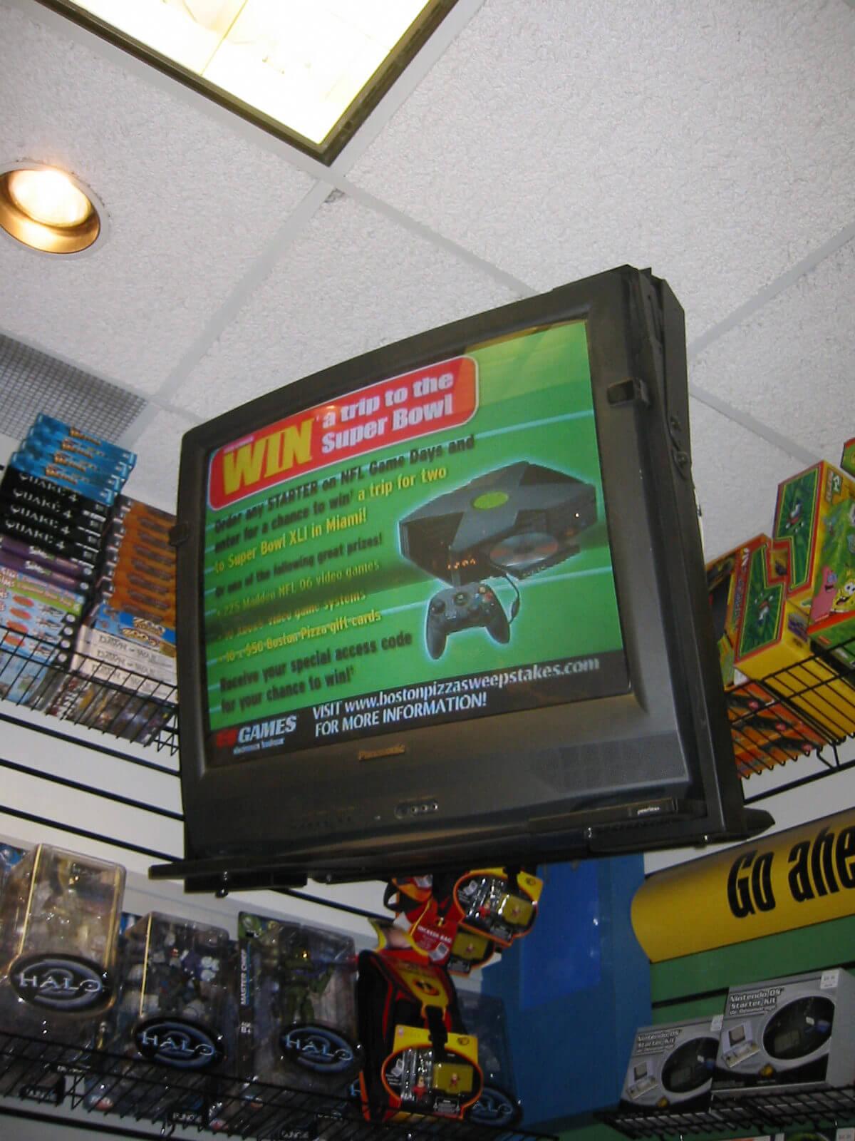 EB GAMES - TV.X-BOX.ADJ
