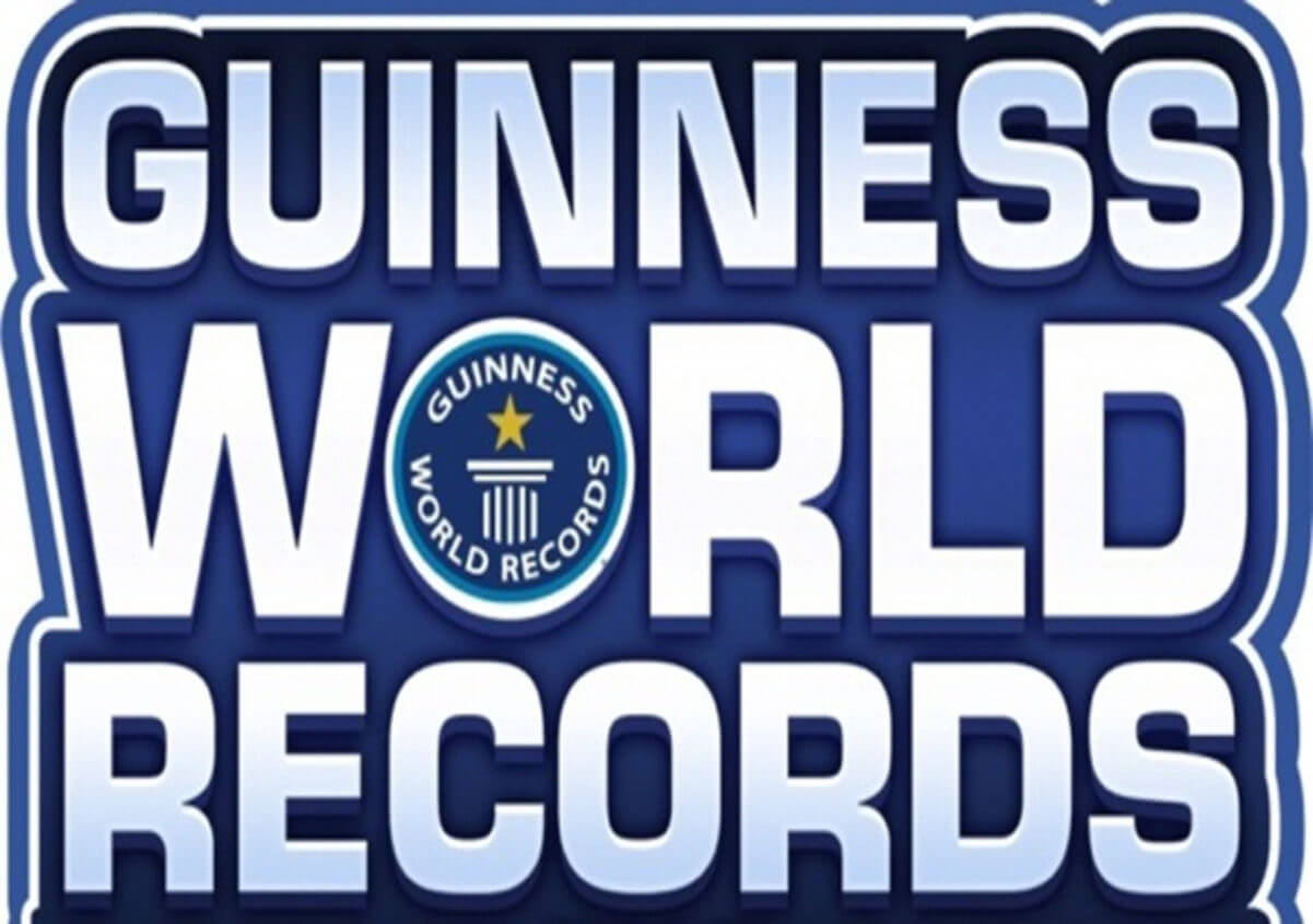 GUINNESS WORLD RECORD PROJECT