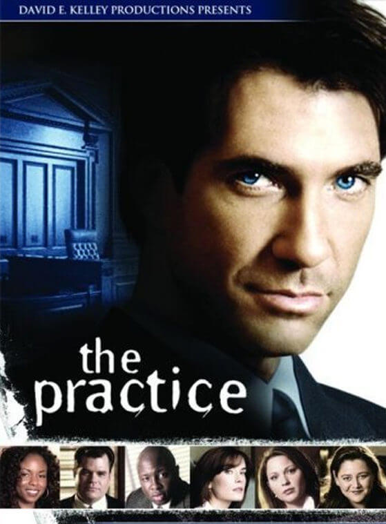 THE PRACTICE - COVER