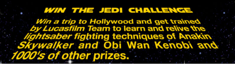 WIN JEDI CHALLENGE TITLES