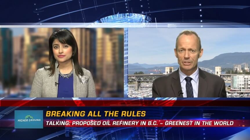 HG 33 | Refinery Rules — Stockwell Day share's how Pacific Future Energy plans to break them
